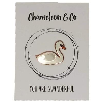 Swan Enamel - You Are Swanderful!