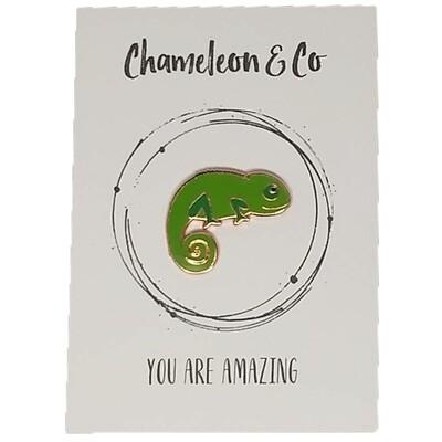Chameleon Enamel - You Are Amazing!
