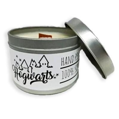 Hogwarts Soy Candle