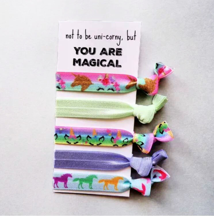 You Are Magical  - Hair Ties