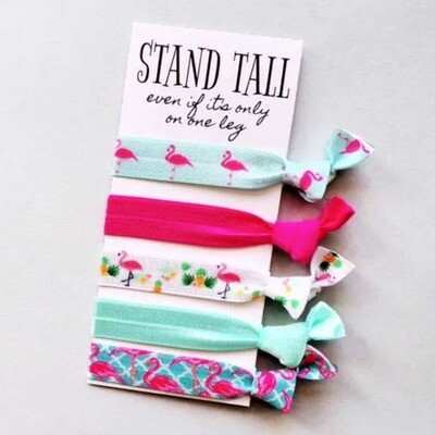 Stand Tall - Hair Ties