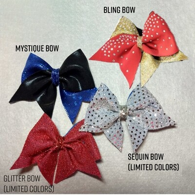 Just the Bows - For Shouter Wear Cheer Shoe Covers