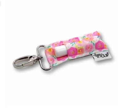 Rosy Watercolor Lippy Clip