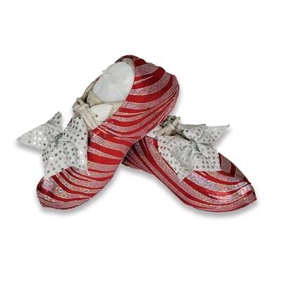 Rapid Rewind Cheer Shoe Covers