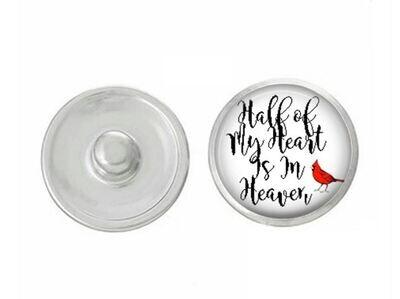 Half My Heart is in Heaven