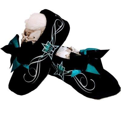 Wylie Elite Cheer Shoe Covers