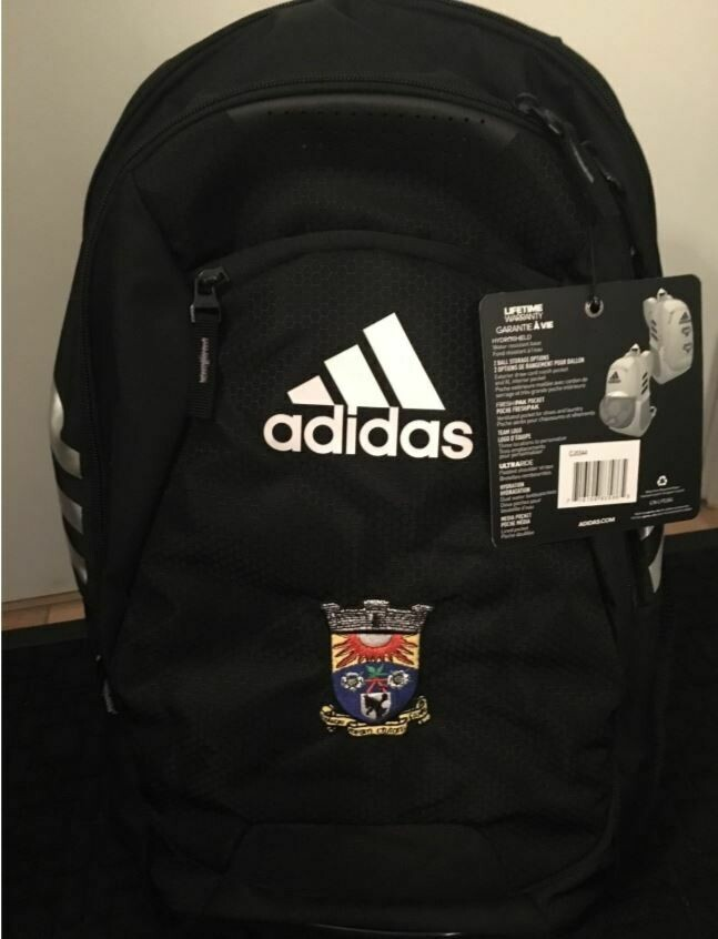 FREE Adidas Ball with purchase of a WSC Hoodie & an Adidas Back Pack