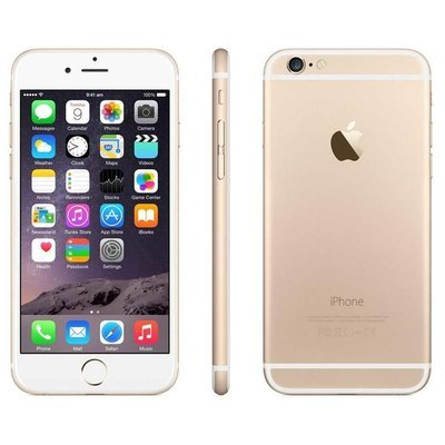 Used - Apple iPhone 6 16GB - Unlocked - Gold