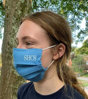 SHCS Pleated Mask