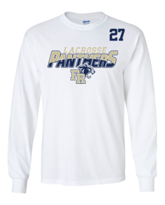 2020 FR LAX Unisex/Youth Long Sleeve T-Shirt