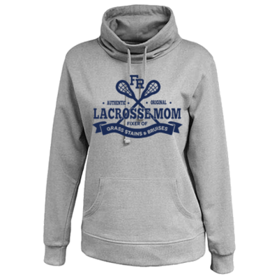 2020 FR LAX LADIES' Cowl Neck Fleece