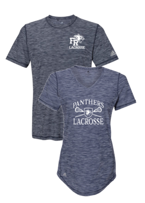 2020 FR LAX UNISEX/Ladies Adidas Melange Tech Tee