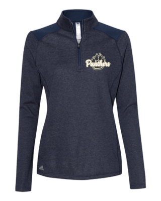 2020 Sloan PTO Ladies' Adidas Colorblock 1/4 Zip