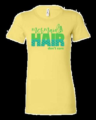 Mermaid Hair Don't Care 1 - LADIES