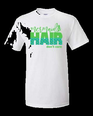 Mermaid Hair Don't Care 1 - ADULT UNISEX