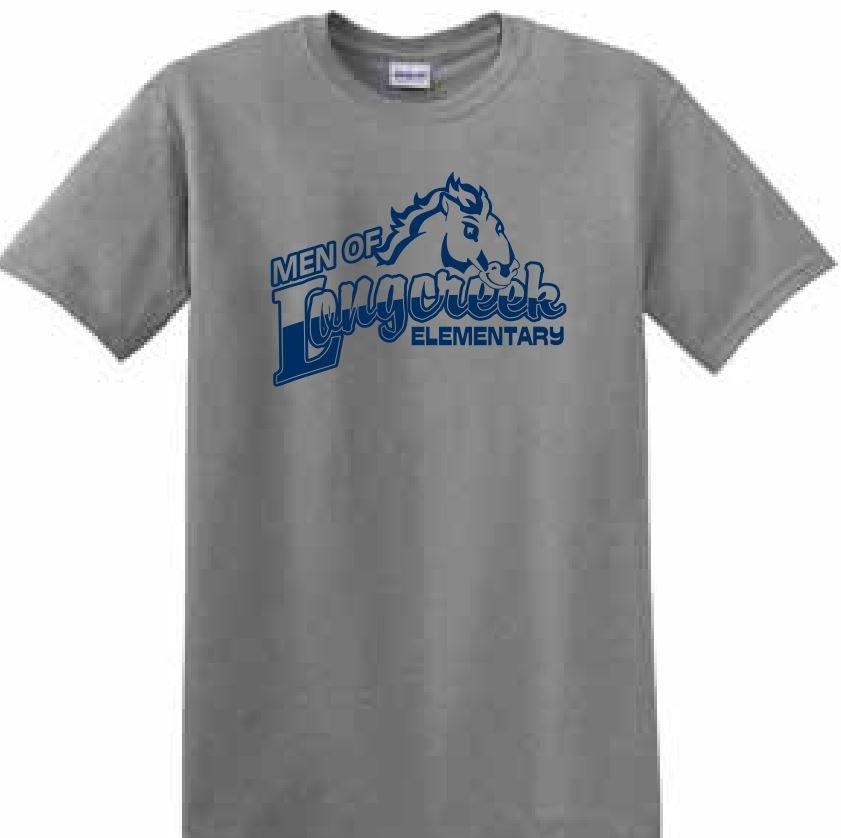 Men of Long Creek T-Shirt (LIMITED STOCK)