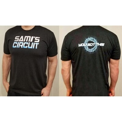Sami's Circuit - New Logo Shirt