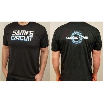 Sami's Circuit - New Logo Shirt