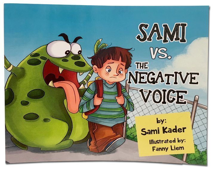 Sami vs The Negative Voice (not signed)