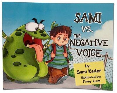 Sami vs The Negative Voice (not signed)