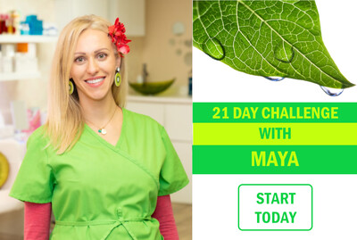 21 Day Challenge With Maya