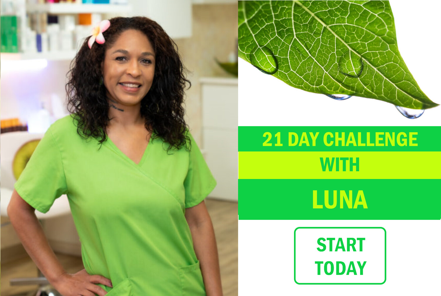 21 Day Challenge With Luna