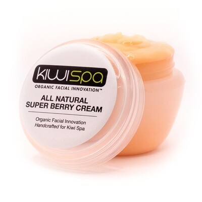 All Natural Super Berry Cream