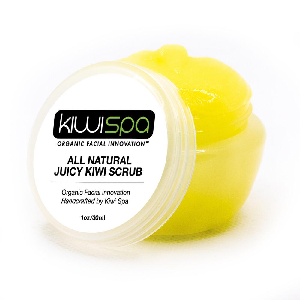 All Natural Juicy Kiwi Scrub