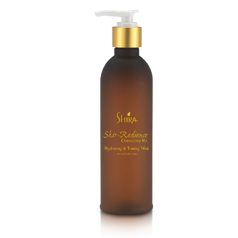 SHIR-RADIANCE CORRECTIVE RX HYDRATING AND TONING MIST 200ML