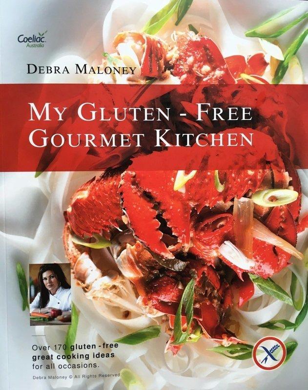 My Gluten-Free Gourmet Kitchen cookbook