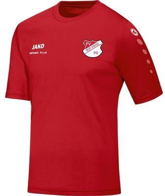 Jako Trainingstrikot Team rot FV Rot Weiß Hellersdorf