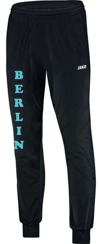 Jako Jogginghose schwarz Damen Motorsportjugend Berlin