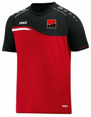 Jako Shirt rot/schwarz Kinder Lichtenberger Hockey Club