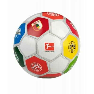 Derbystar Clublogo Bundesliga 19/20 Pro Special Trainingsball Gr.5