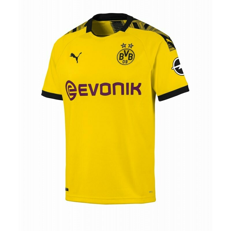 PUMA BVB Dortmund Trikot Erw. Home 2019/2020