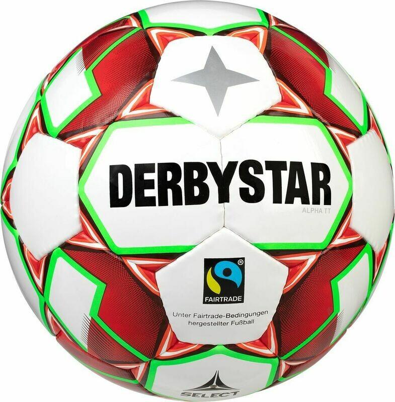 Derbystar Alpha TT Fairtrade