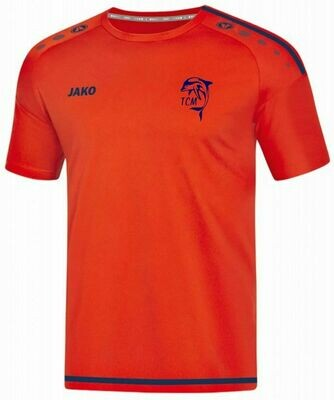 Jako T-Shirt Striker 2.0 Tauchsportclub Marzahn Diving Team