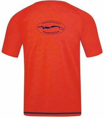 Jako T-Shirt Striker 2.0 Tauchsportclub Marzahn Finswimming Team