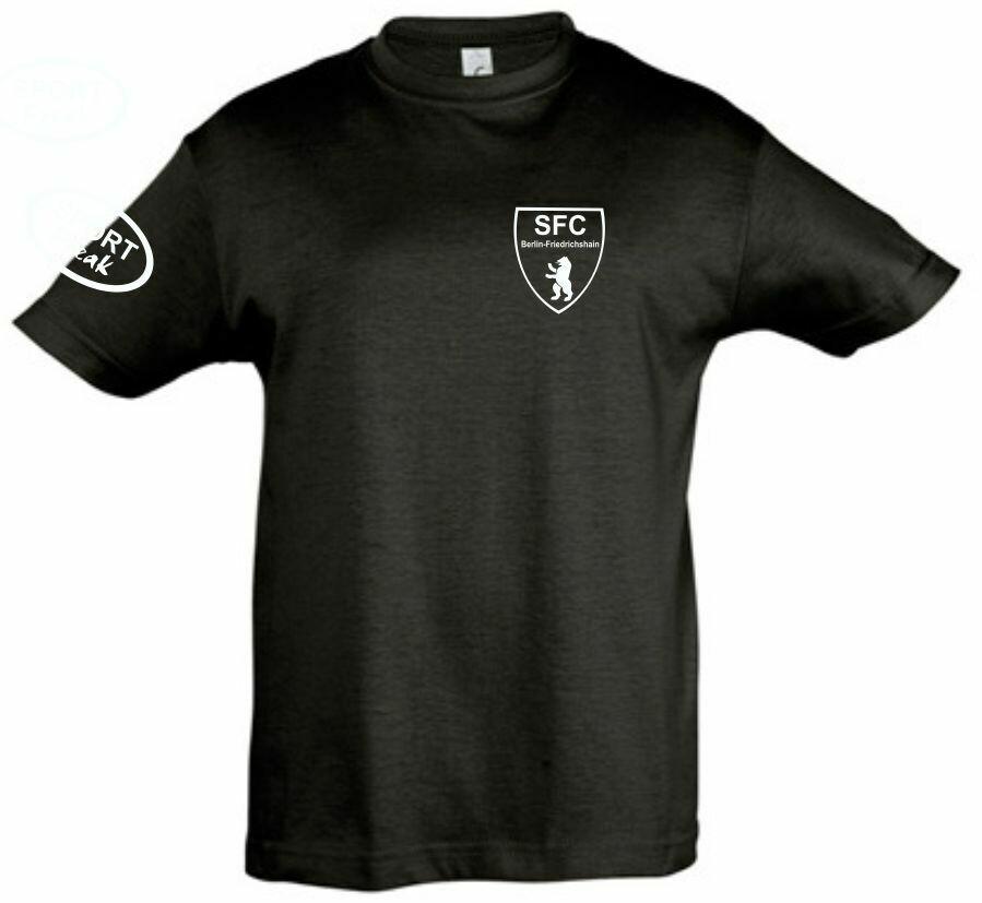 T-Shirt Baumwolle Kinder SFC Friedrichshain