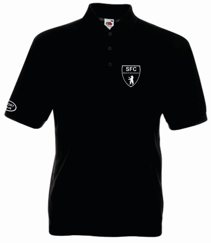 Polo-Shirt Baumwollmischgewebe Kinder SFC Friedrichshain