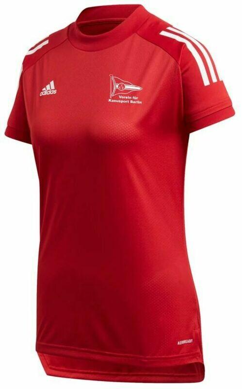Adidas Trainingsjersy  Damen rot Condivo 20 Kanusport Berlin
