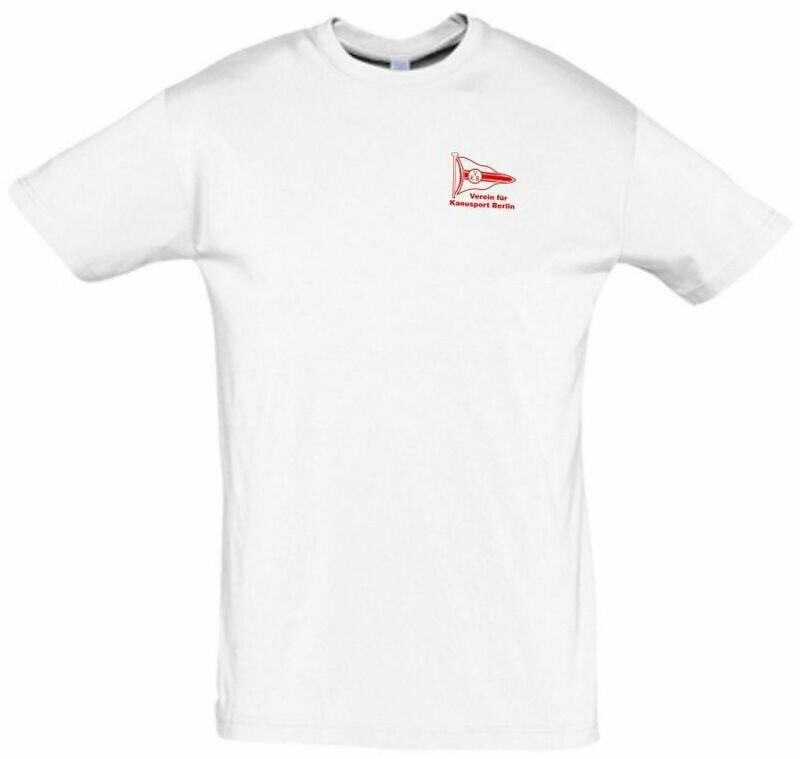 T-Shirt weiß Kinder Kanusport Berlin