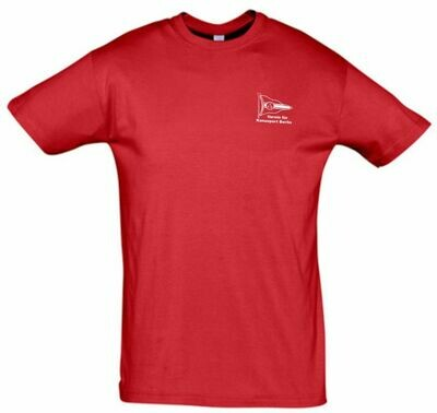 T-Shirt rot Kinder Kanusport Berlin