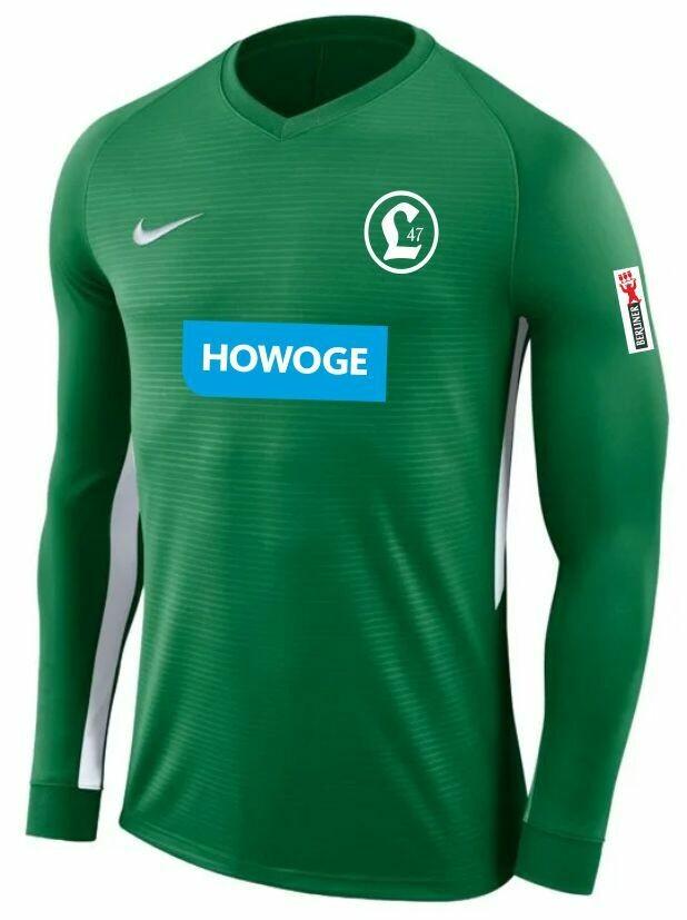 Nike Torwarttrikot Erwachsene SV Lichtenberg 47 Fan grün