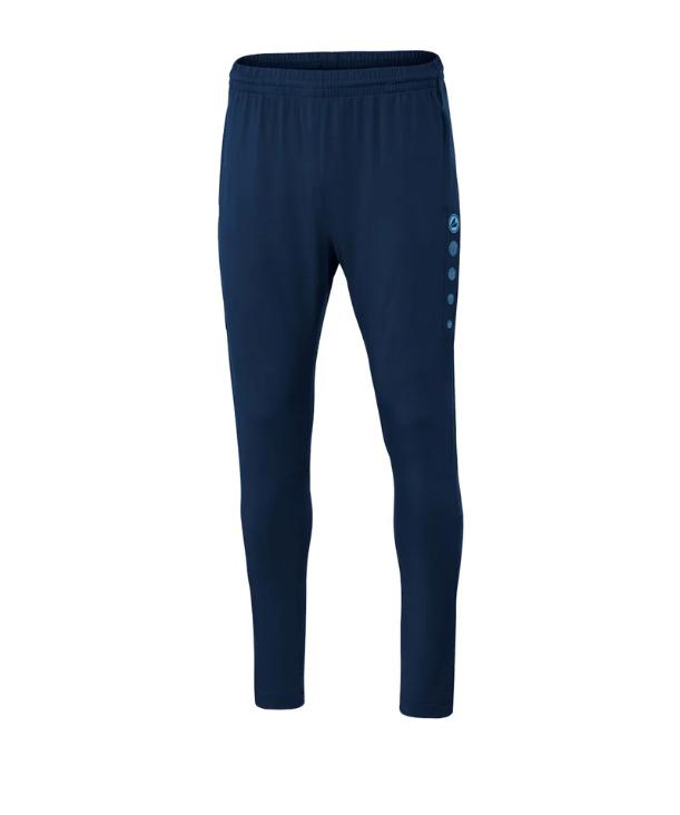 Jako Premium Trainingshose blau/skyblau