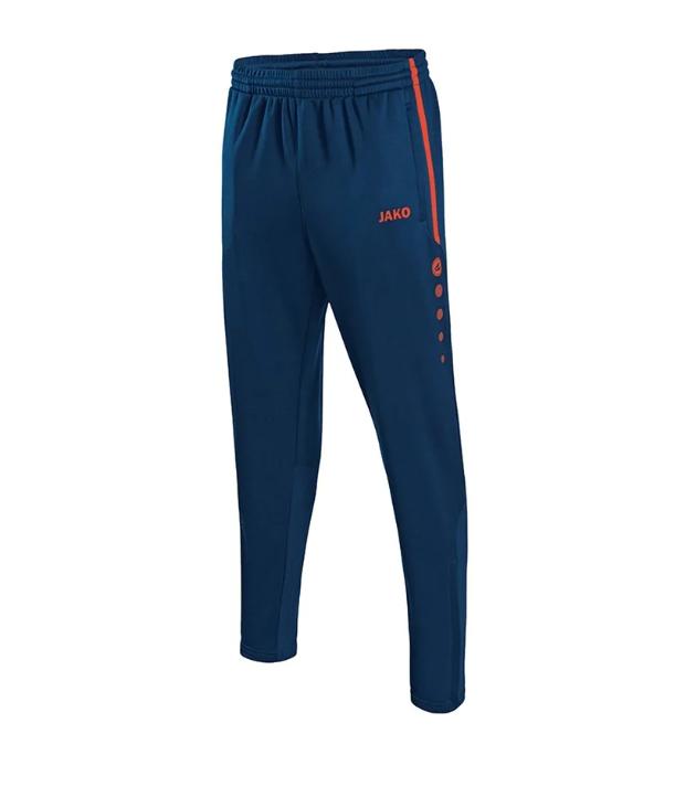 Jako Active Trainingshose blau/orange