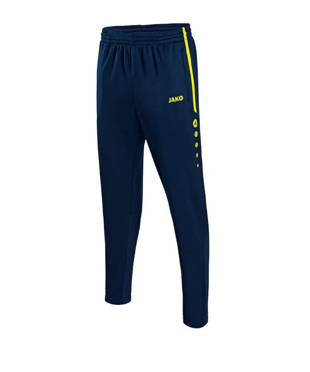 Jako Active Trainingshose blau/gelb