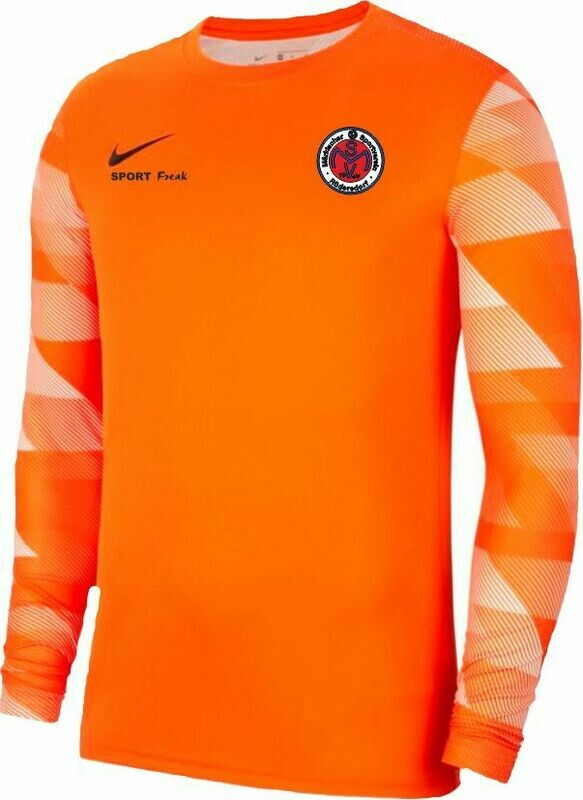 Nike Torwarttrikot orange Kinder MSV Rüdersdorf