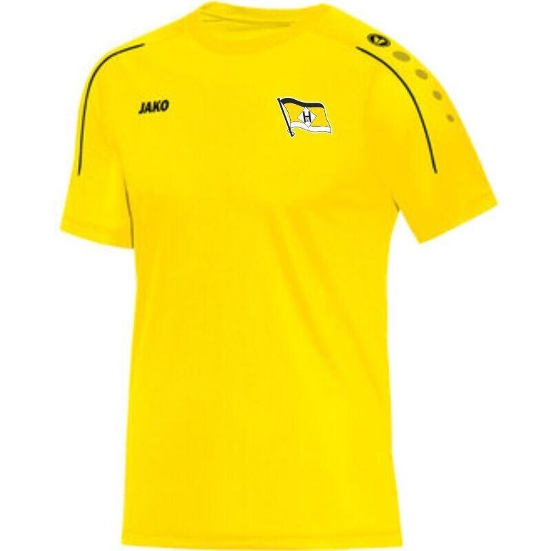 Jako T-Shirt gelb FSV Hansa 07