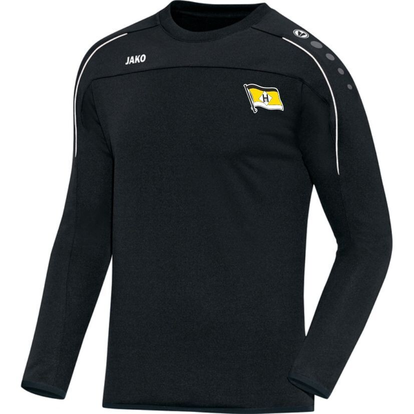 Jako Sweatshirt schwarz FSV Hansa 07